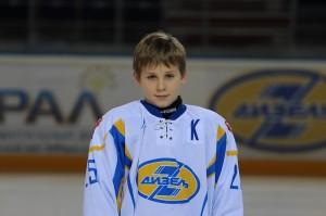 Олег Седанцов 2003 г.р. нападающий