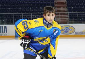 Георгий Чупятов 2001 г.р. нападающий